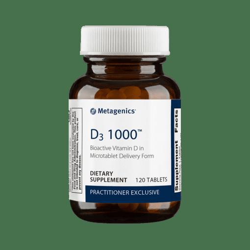 Metagenics Vitamin D3 1000