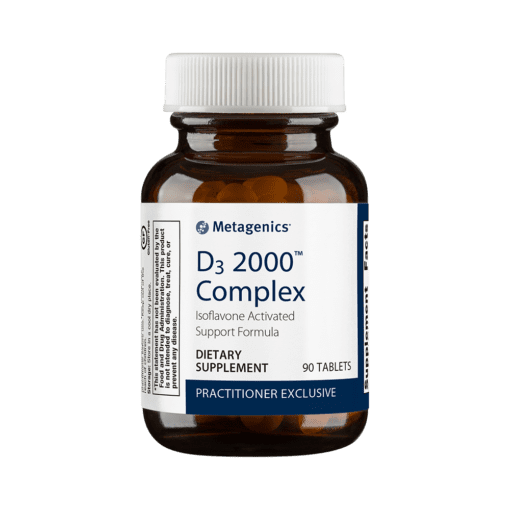 Metagenics Vitamin D3 2000 Complex