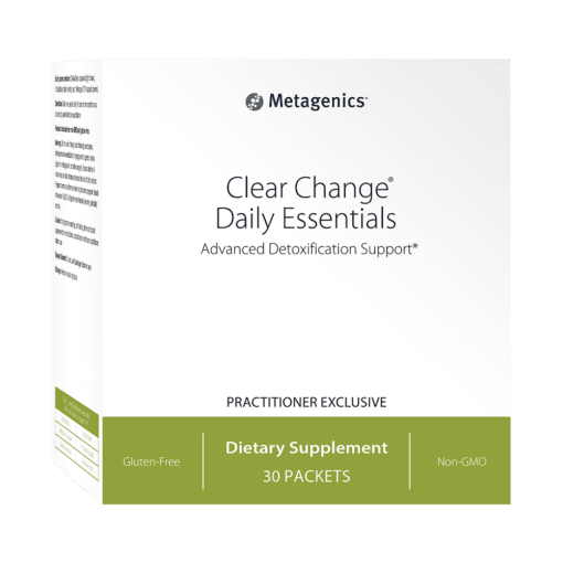 Metagenics- Clear Change Daily Essentials 30 packets