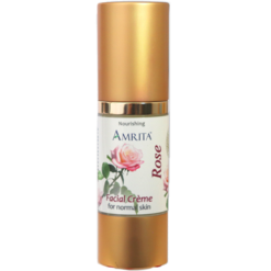 Absolute Minerals Devita Skin Care Rose Facial Creme for Normal Skin 1oz AM0300