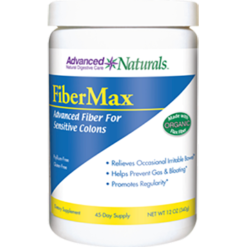 Advanced Naturals FiberMax Powder 12 oz A16904