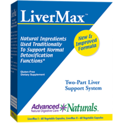 Advanced Naturals LiverMax 1 kit A16415