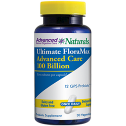 Advanced Naturals Ult FloraMax Adv Care 100 bill 30 vcaps A16937