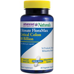 Advanced Naturals Ult FloraMax Crit Colon 80 bill 30 vcaps A16704