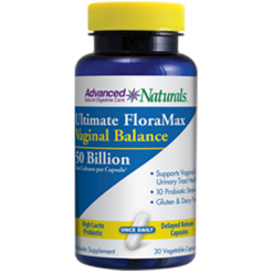 Advanced Naturals Ult FloraMax Vag Balance 50 bill 30vcaps A16703