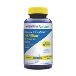 Advanced Naturals Ultimate FloraMax 150 Billion 30 caps A67064