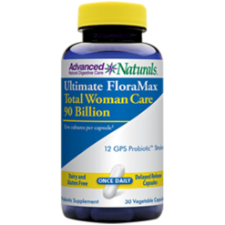 Advanced Naturals Ultimate FloraMax Total Woman 30 vcaps A16941