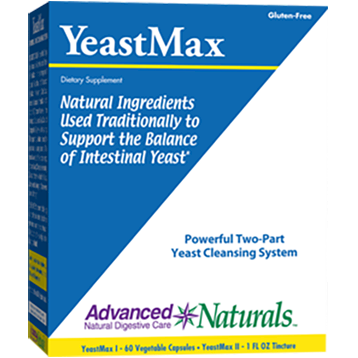 Advanced Naturals YeastMax 1 kit A16414