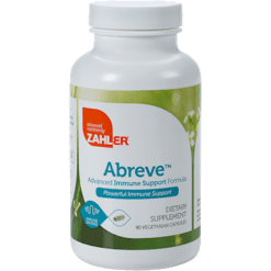 Advanced Nutrition by Zahler Abreve 90 vegcaps Z80716