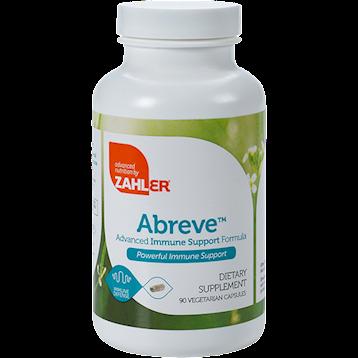 Advanced Nutrition by Zahler Abreve 90 vegcaps Z80716
