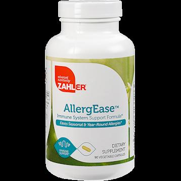 Advanced Nutrition by Zahler AllergEase 90 vegcaps Z80907