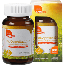 Advanced Nutrition by Zahler BioDophilus 100B 30 caps Z81652