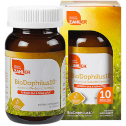 Advanced Nutrition by Zahler BioDophilus 10B 60 caps Z81621