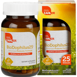 Advanced Nutrition by Zahler BioDophilus 25B 60 caps Z81010