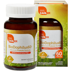 Advanced Nutrition by Zahler BioDophilus 60B 30 caps Z80457