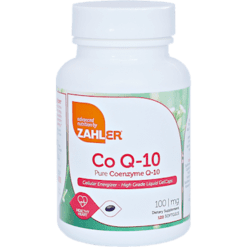 Advanced Nutrition by Zahler Co Q 10 120 softgels Z80679