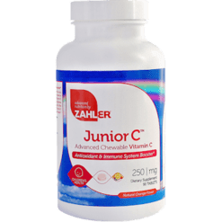 Advanced Nutrition by Zahler Junior C Orange 90 tabs Z81164