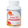 Advanced Nutrition by Zahler Junior D3 120 tabs Z81171