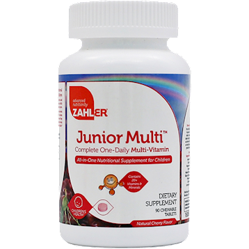 Advanced Nutrition by Zahler Junior Multi Vitamin 90 tabs Z80471