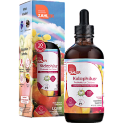 Advanced Nutrition by Zahler Kidophilus Fruit Punch 4 fl oz Z81546