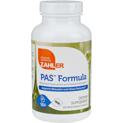 Advanced Nutrition by Zahler PAS Formula 120 vegcaps Z80792