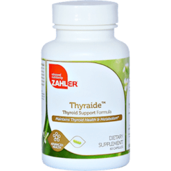 Advanced Nutrition by Zahler Thyraide 60 capsules Z87106