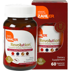 Advanced Nutrition by Zahler UT Revolution 60 vegcaps Z80730