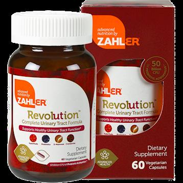 Advanced Nutrition by Zahler UT Revolution 60 vegcaps Z80730