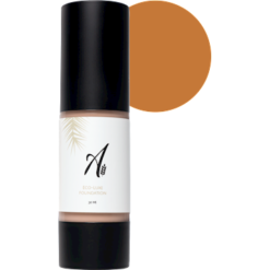Aisling Organic Cosmetics Liquid Foundation Mahogany 30 ml A55140