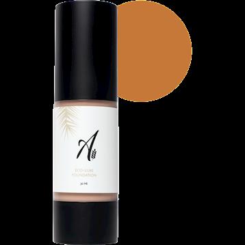 Aisling Organic Cosmetics Liquid Foundation Mahogany 30 ml A55140
