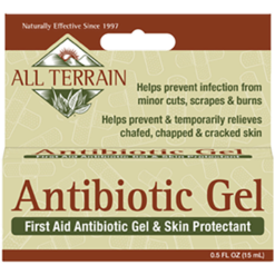 All Terrain Antibiotic Gel 0.5 fl oz AT5013