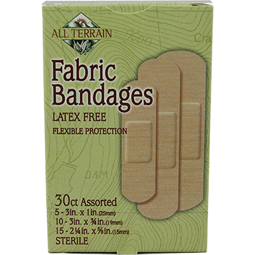 All Terrain Fabric Bandages Assorted 30 pc AT5003
