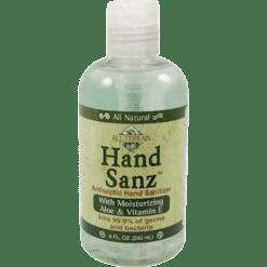 All Terrain Hand Sanz w Aloe amp Vitamin E 8 oz AT5089