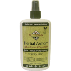All Terrain Herbal Armor Insect Repellent Spray 8 oz AT1008