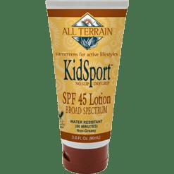 All Terrain KidSport SPF45 Sunsreen Lotion 3 oz AT3040