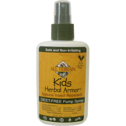All Terrain Kids Herbal Armor Insect Repell Spry 4oz AT1004