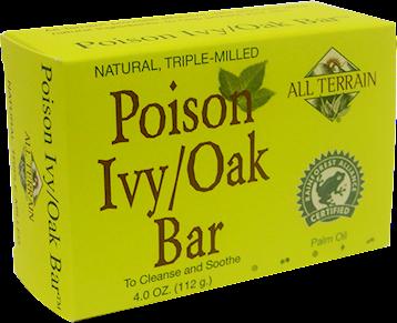 All Terrain Poison Ivy Oak Bar 4 oz AT5071