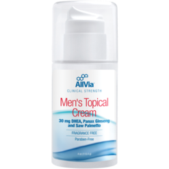 AllVia Men039s Topical Cream 4 oz A35883