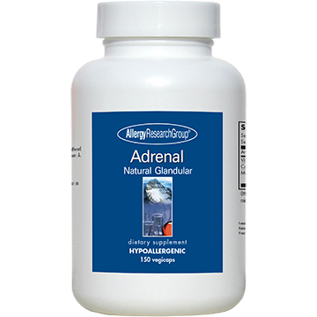 Allergy Research Group Adrenal 100mg 150 vcaps AR70461