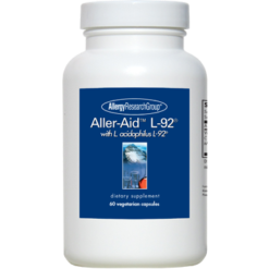 Allergy Research Group Aller Aid L 92 60 vegcaps A69109