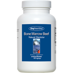 Allergy Research Group Bone Marrow Beef 100 vcaps A76510