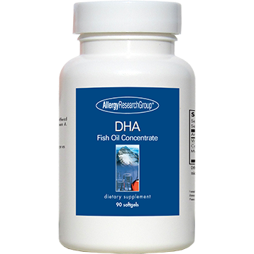 Allergy Research Group DHA 90 gels DHA8