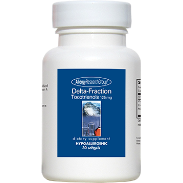 Allergy Research Group Delta Fraction Tocotrienols 30gels DELT2