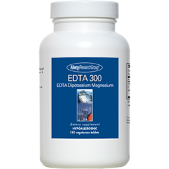 Allergy Research Group EDTA 300 180 vegtabs A77100