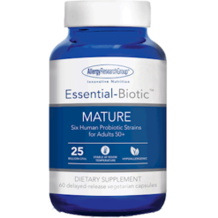 Allergy Research Group Essential Biotic Mature 60 vegcaps A73103
