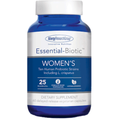 Allergy Research Group Essential Biotic Women039s 60 vegcaps A73301