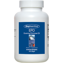 Allergy Research Group Evening Primrose 500 mg 120 gels EPO92