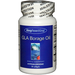 Allergy Research Group GLA Borage Oil 30 gels BORAG