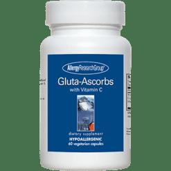 Allergy Research Group Gluta Ascorbs 60 caps GLUTA