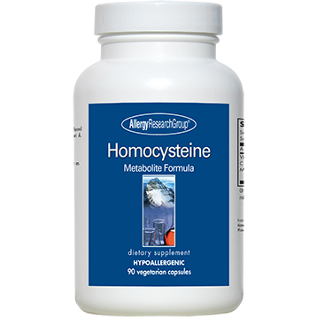 Allergy Research Group HomoCysteine Metabolism 90 caps HOMOC